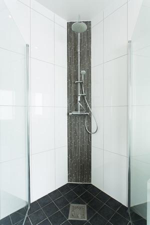 Modern shower Stock Photo
