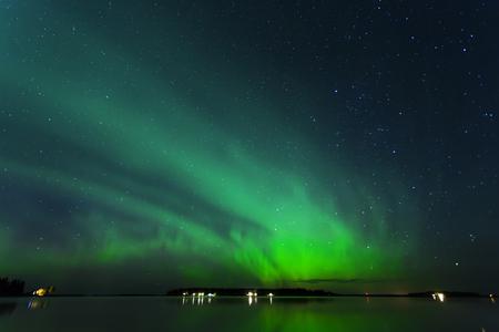 northern: Northern lights