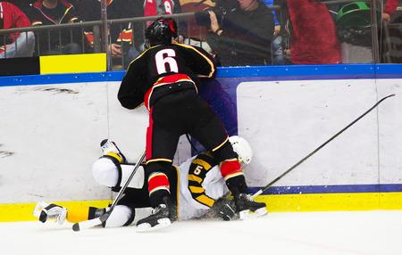 Le hockey sur glace attirail