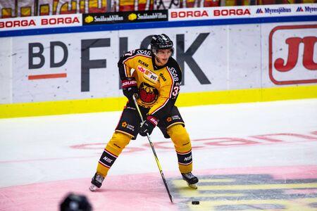 Lulea, Sweden - september 28, 2017: COOP Norrbotten Arena, Swedish Hockey League SHL, Lulea Hockey vs HV71 - EDITORIAL Stock fotó - 138205002
