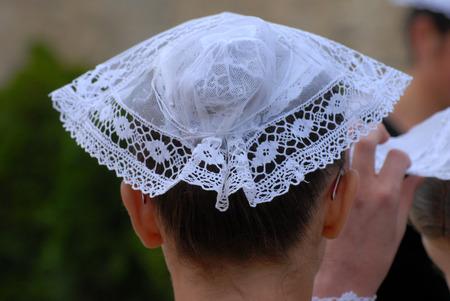 Breton headdress