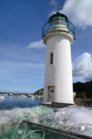 Sauzon Lighthouse