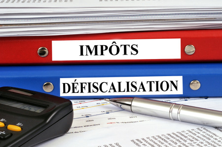 Tax files and de-taxation