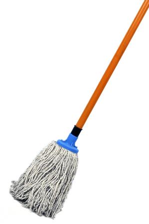 Fringe broom