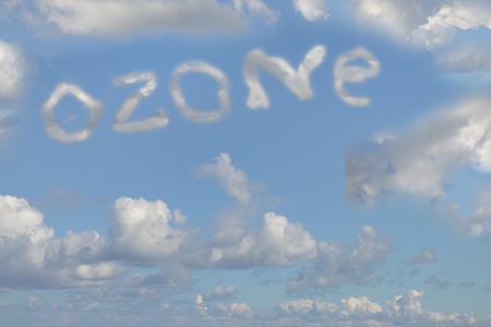 Ozone concept 版權商用圖片