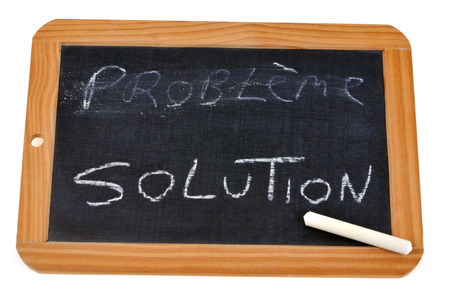Concept of problem and solution