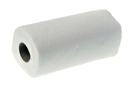 Roll of paper towels
