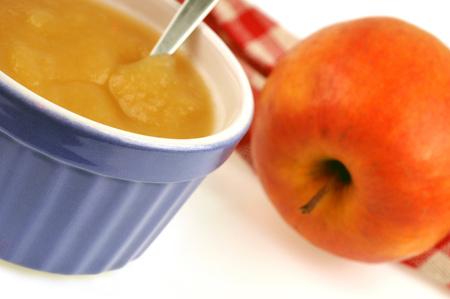 Apple sauce Stock Photo - 106565128
