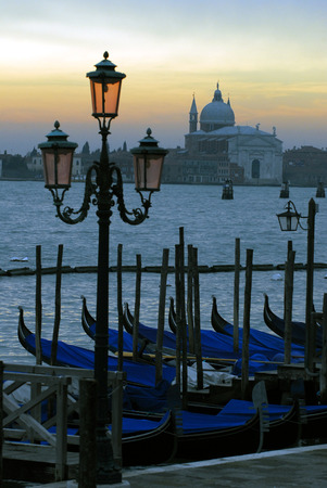 Nightfall on Venice 에디토리얼