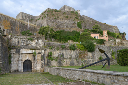 New citadel of Corfu