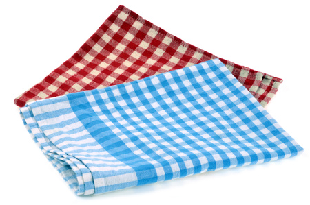 Checked cloths