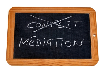 Concept of conflict and mediation