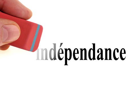 Independence and dependency concept
