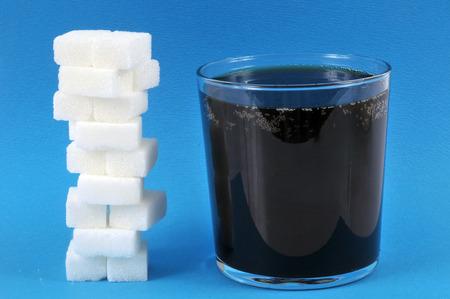 Sugar and soda