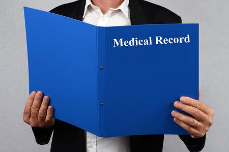 Medical file Imagens