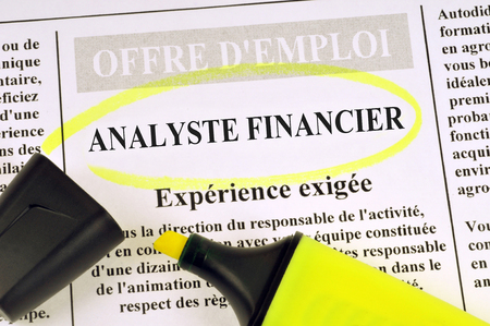 Financial Analyst Job Offer