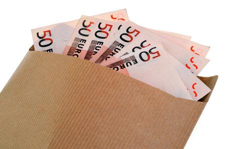 Banknote envelope
