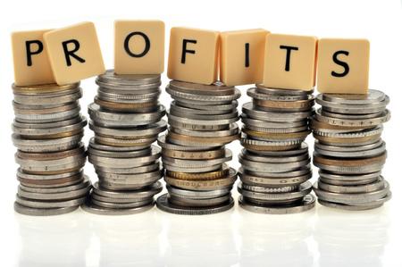 Profit concept 写真素材 - 111747712