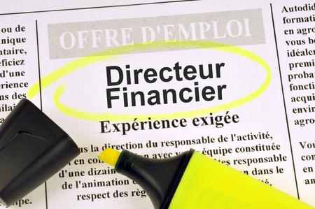 Financial Director job offer