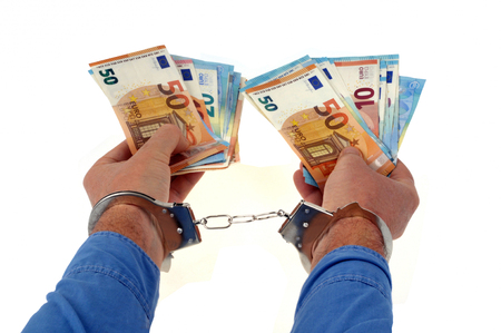 Tax fraud Stock Photo - 113313420