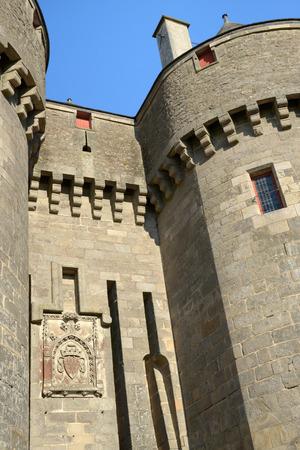 Castle Guerande Redactioneel