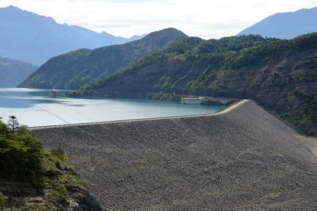 Greenhouse Poncon Dam