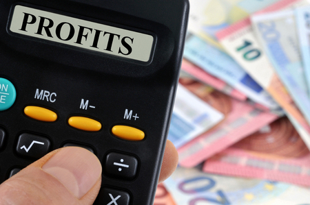 Calculation of profits