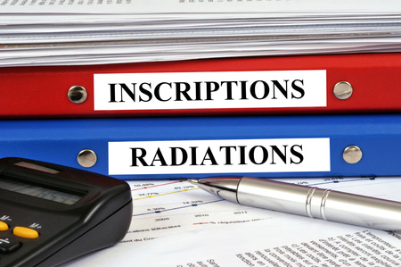 Registration and radiation records