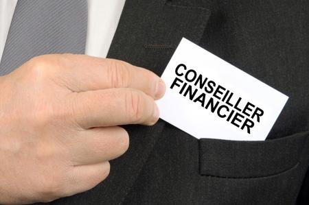 The financial advisor