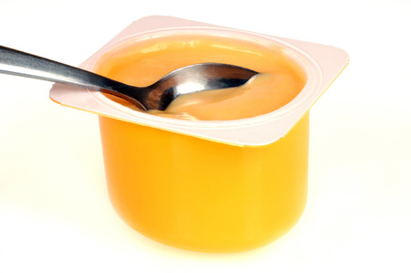 Vanilla custard cream