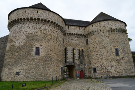 The castle of Brest