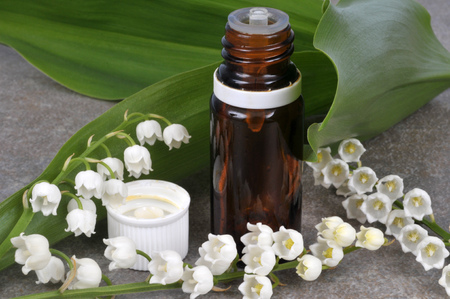 Essential oil of lily of the valley
