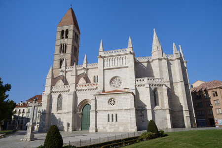Cathedral of Our Lady of the Assumption in Valladolid
