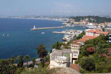 Port of Nice Standard-Bild - 117812076