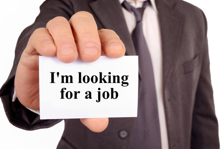 Im looking for a job