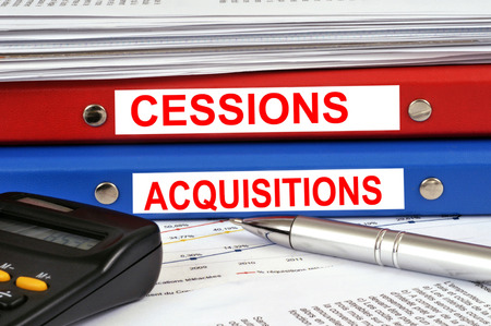 Disposals and acquisitions records