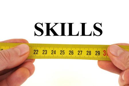 Skills Фото со стока