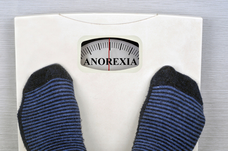 Scale indicating anorexia