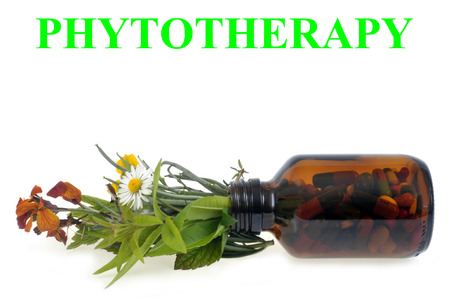 Phytotherapy concept Stock Photo - 120276964