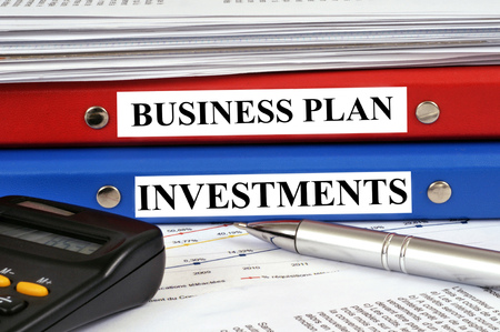 Business plan and investments
