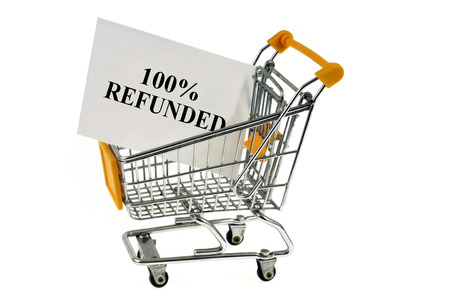 100% refunded