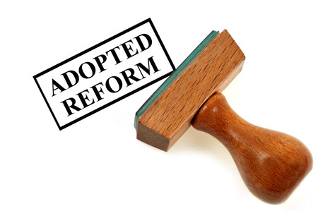 Adopted reform