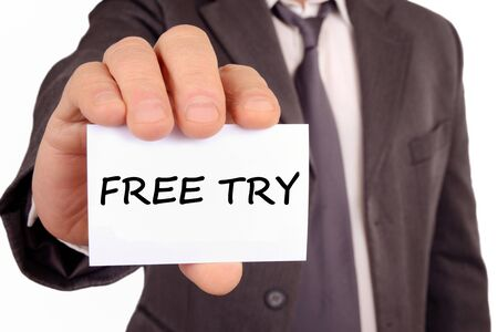 Free try