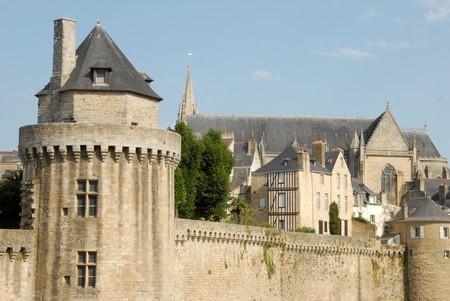 Constables tower in Vannes