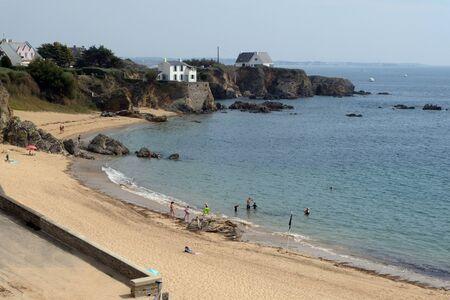 Beach of Pouldu
