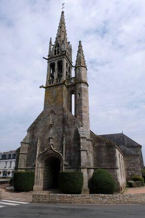 Saint Peters Church in Riec-sur-Belon