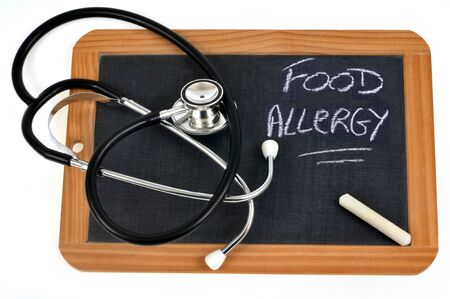 Food allergy concept
