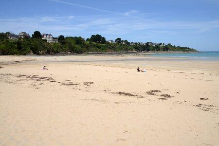 Pen Guen beach in Brittany