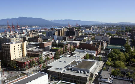east end: Vancouver East Side