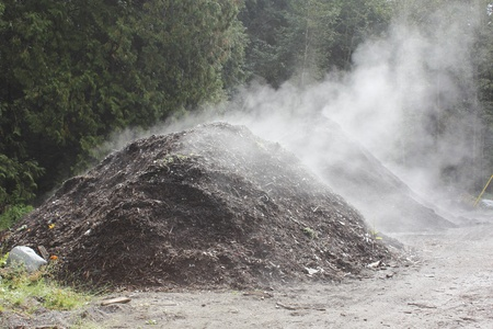 Compost Stapel